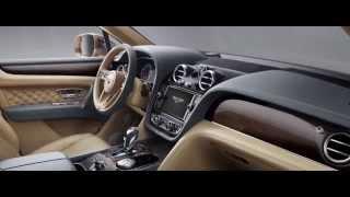 2016 Bentley Bentayga: Styling