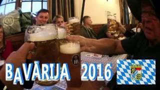 Bavarian trip-Bavārijas lielais loks 2016-Impro ceļojumi