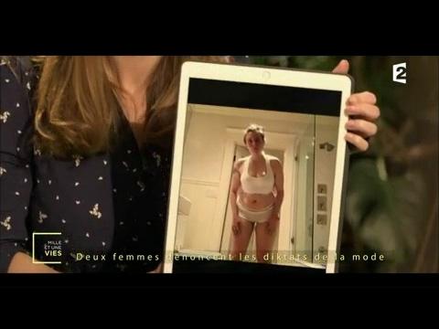 Lena Dunham : une femme ronde contre les diktats de la mode - Mille et une vies