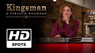 Kingsman: O Círculo Dourado | Spot Oficial 3 | Legendado HD | Hoje nos cinemas
