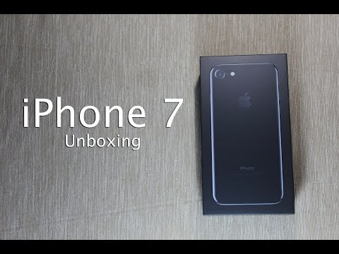 IPhone 7 Jet Black | Unboxing Y Review En Español