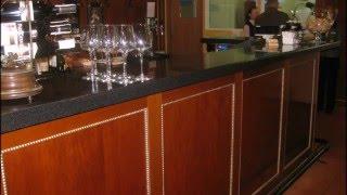 Барные стойки в Крыму от ООО «СТАМБОЛИ»(Знакомство посетителей с рестораном, кафе или баром начинается с уникального интерьера заведения. И только..., 2016-01-05T10:44:51.000Z)