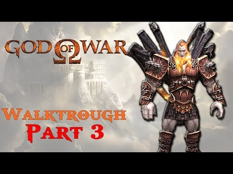 God of War Walkthrough Part 3 The Road to Athens