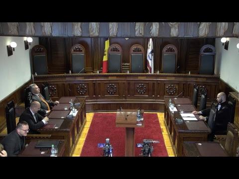 Sesizarea nr. 36g/2018 excepția de neconstituționalitate