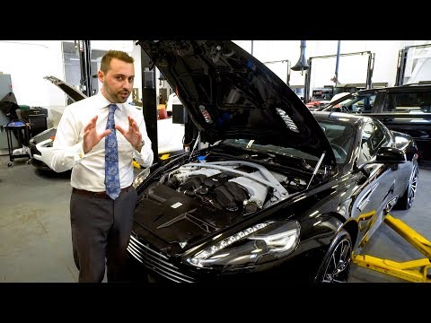 What You Should Know BEFORE Purchasing A Pre-Owned Aston Martin!