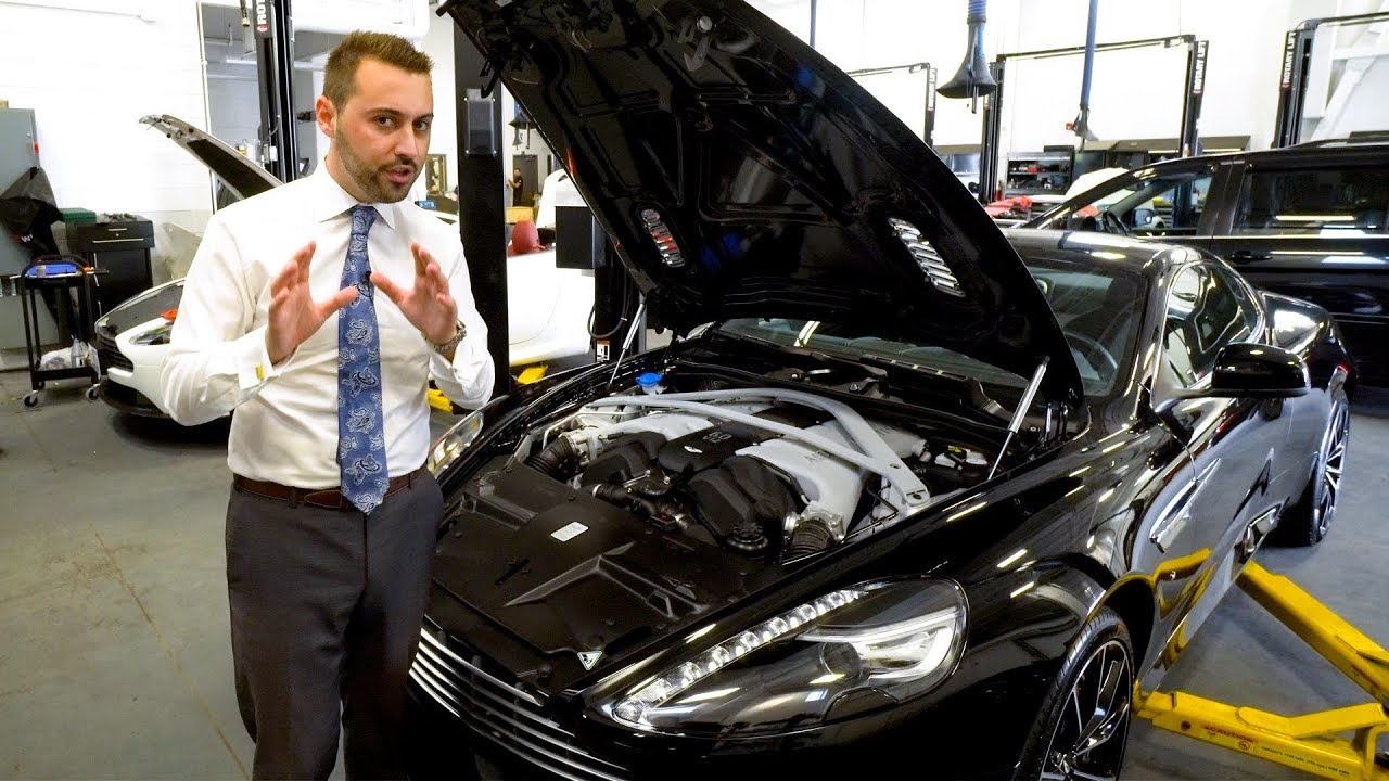 What You Should Know BEFORE Purchasing A PreOwned Aston Martin - Pre owned aston martin vantage