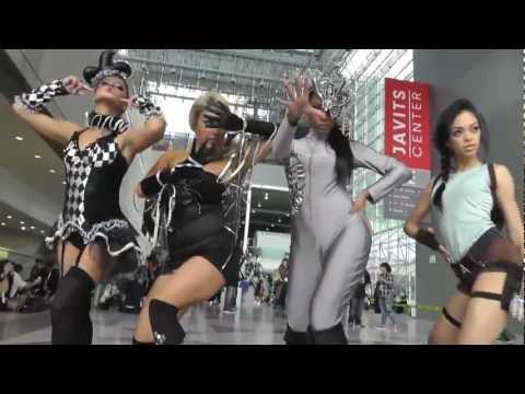 Fever breaks out in NY Comic Con 2012