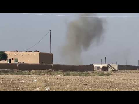 No Ceasefire - Ongoing Fighting In Northeastern Syria Part 3