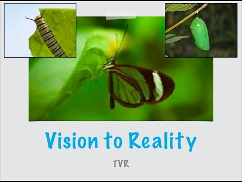 Pastor Steve Kyner - Transforming Vision into Reality ... TVR - January 28th, 2017