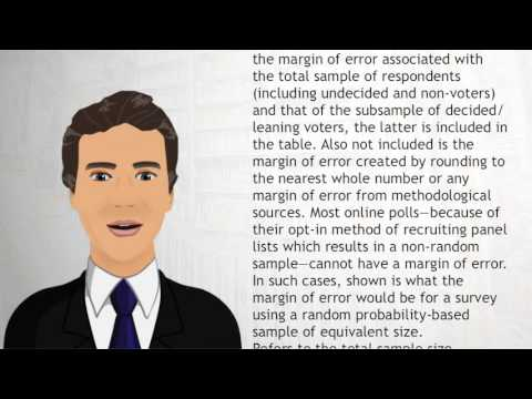 Opinion polling in the Canadian federal election, 2015 - Wiki Videos