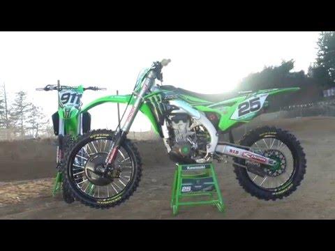 2016 - Monster Energy Kawasaki Racing Team MXGP