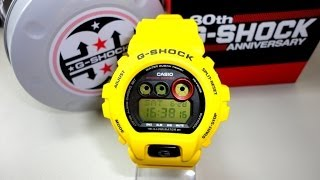 g shock gd x 6930e 9er 30th anniversary limited unboxing bythedoktor210884