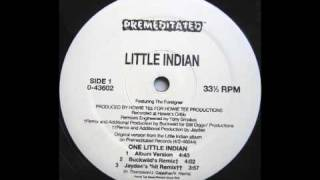 Little Indian - One Little Indian (J-Dilla Remix Instrumental)