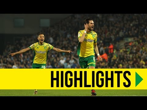 HIGHLIGHTS: Norwich City 2-2 Sheffield Wednesday