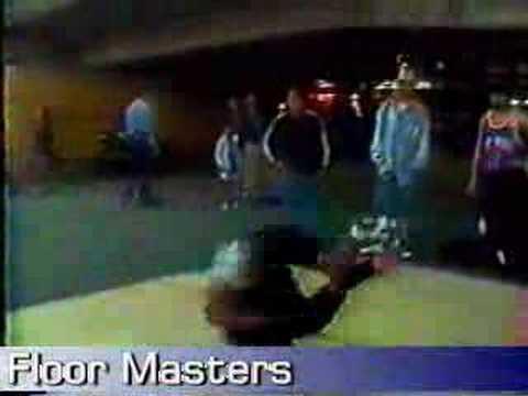 Bboy john yokohama floor masters 1997 1999 youtube for Floor masters