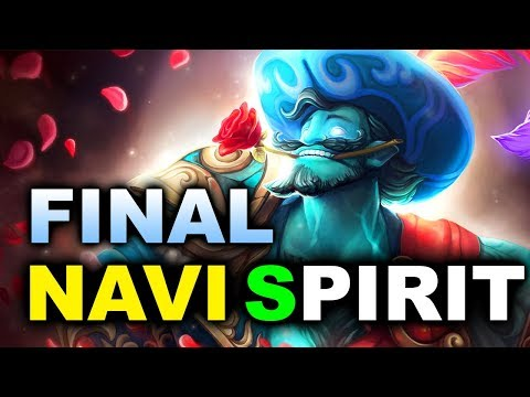 NAVI vs SPIRIT - INSANE CIS GRAND FINAL - GESC JAKARTA DOTA 2
