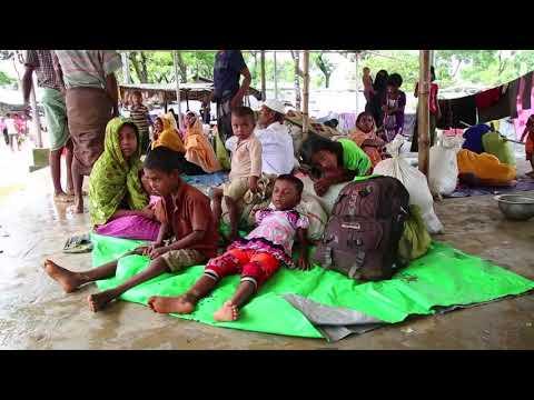 World Food Programme - Refugee Camp in Bangladesh