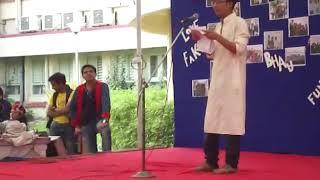 Ihm Ahmedabad farewell funny poem 2013