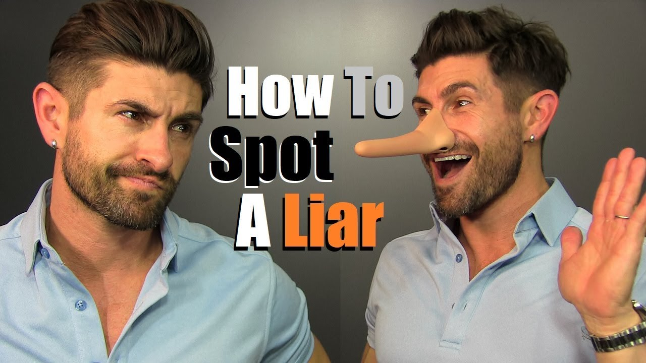 Ways to see if someone is lying