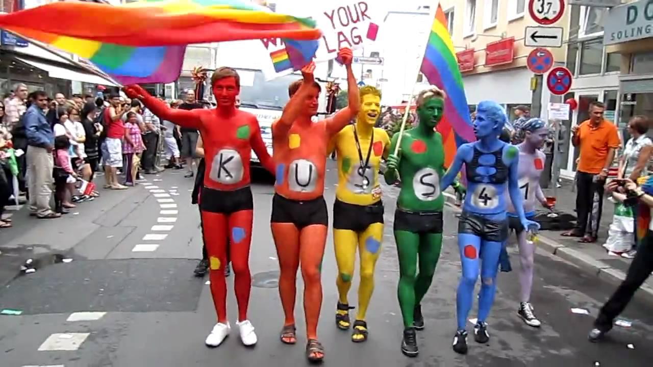 Gay clubs in frankfurt