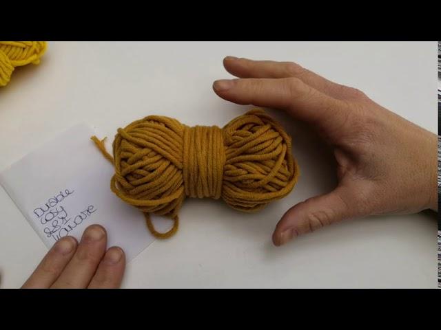 Tips om bolletjes wol in een bak te bewaren