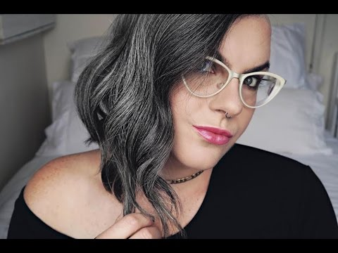 ALL ABOUT MY GREY/SILVER HAIR