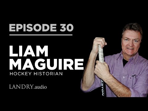 Hockey History: NHL Historian Liam Maguire On The Greatest Players And Most Iconic Moments