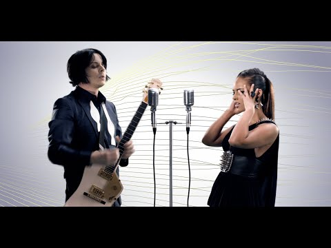 Alicia Keys & Jack White  Another Way To Die