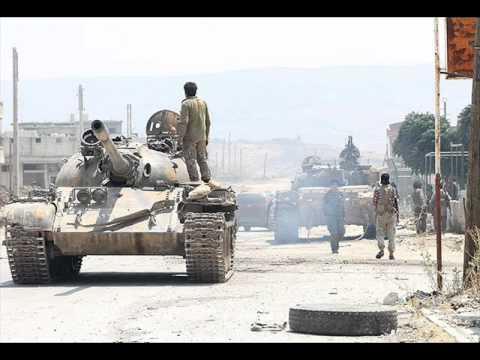 Syrian opposition proceeding Latakia and Hama.!