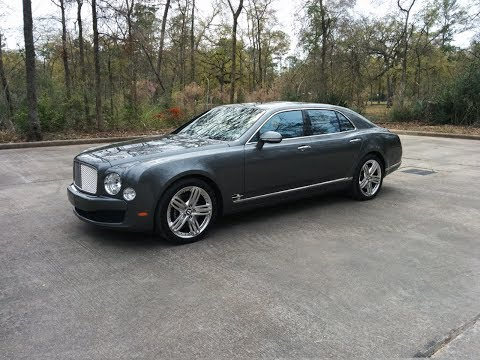 2011 Bentley Mulsanne - Review in Detail, Start up, Exhaust Sound, and Test Drive