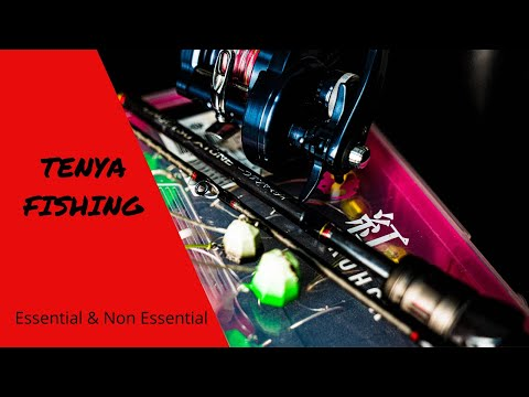 I'm Going To Share My Tenya Fishing Knowledge With You Guys!!!