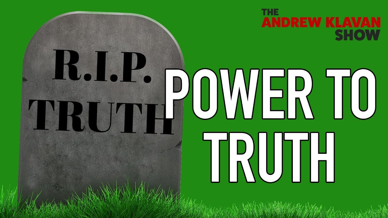 How The Left Speaks Power To Truth