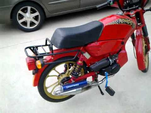 Moped For Sale >> 2004 Tomos Targa LX For Sale - YouTube