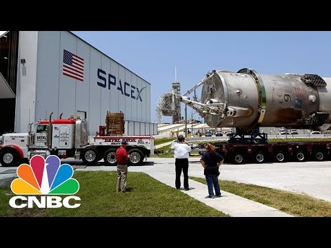 SpaceX Rocket Blast Probe Reports Possible Sabotage | CNBC