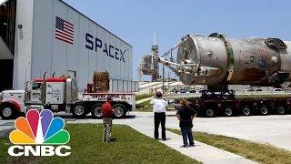 SpaceX Rocket Blast Probe Reports Possible Sabotage | CNBC