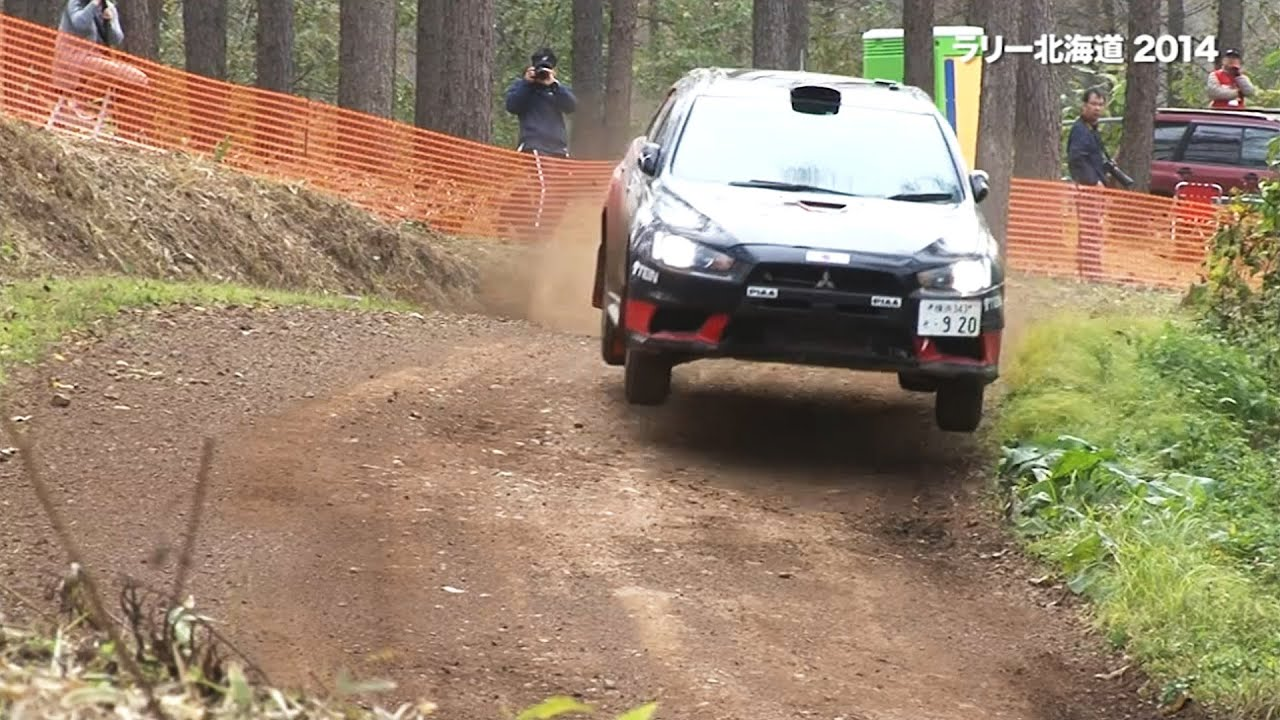 [J SPORTS] Japanese Rally Championship Rd.7 in RALLY HOKKAIDO 2014 ~全日本ラリー第7戦 RALLY HOKKAIDO~