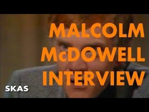 A Clockwork Orange : Malcolm McDowell Interview (1976)