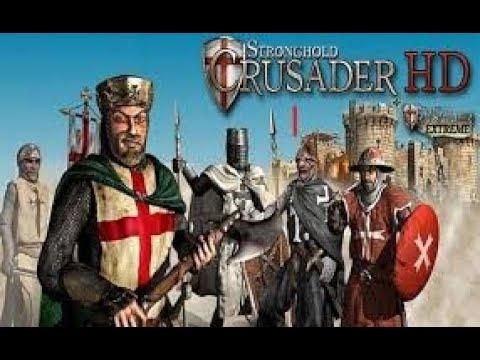 خرائط لعبة stronghold crusader