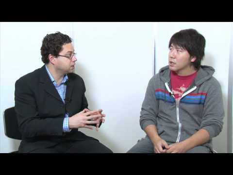 Gree CEO On OpenFeint Acquisition - YouTube