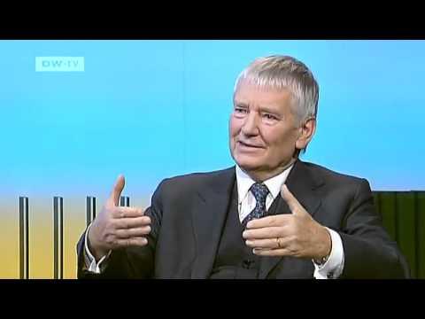 Otto Schily, Bundesinnenminister a.D. und Anwalt | Typisch Deutsch