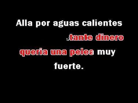 KARAOKE EL RENGO DEL GALLO GIRO TIGRES DEL NORTE)