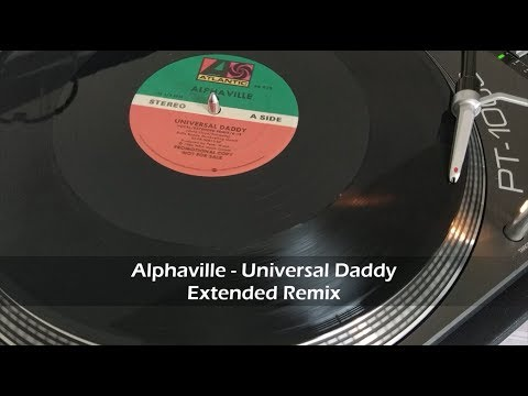 Alphaville - Universal Daddy [Extended Remix] (1986)