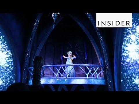Disney World Has An Entire Village Dedicated To Frozen