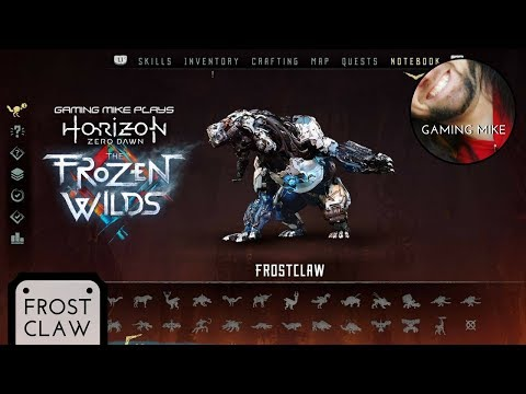 How to Defeat a Frostclaw in Horizon Zero Dawn: The Frozen Wilds