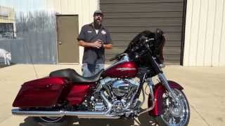 2016 Harley-Davidson FLHXS Street Glide Special Custom Wheel Package!