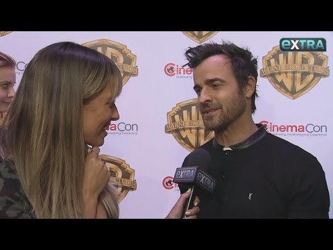 Justin Theroux Explains How He Buys Birthday Gifts for Jennifer Aniston