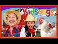 Best Farm Songs for Kids  Kid Songs Videos   Old MacDonald &  Farmer in the Dell   Kidsongs TV Show