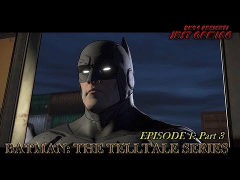 Batman: The Telltale Series | Realm of Shadows Walkthrough Part 3