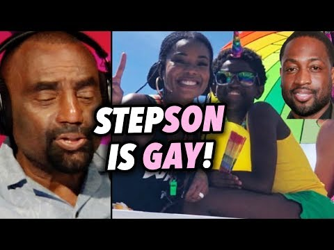 Gabrielle Union's Stepson is Gay (Dwyane & Zion Wade)
