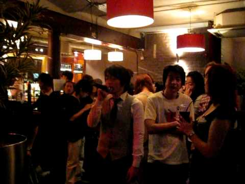 Karaoke @ Kyoto Event - Japanese Cultural Party on Thursdays